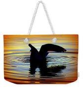 Floating Wings Weekender Tote Bag