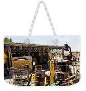 Flood Weekender Tote Bag