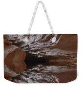flooded Ohio cave Weekender Tote Bag