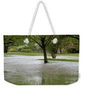 Flooded Park Weekender Tote Bag