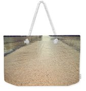 Flooded Road Weekender Tote Bag