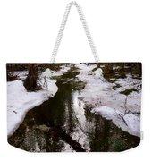 Flooding Forest Weekender Tote Bag