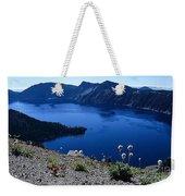 Flora Of Crater Lake Weekender Tote Bag