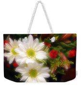 Flora Radiant Weekender Tote Bag