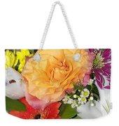 Floral Bouquet 3 Weekender Tote Bag