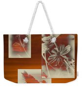 Floral Early Garden Light 01 Weekender Tote Bag