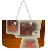 Floral Early Garden Light 02 Weekender Tote Bag