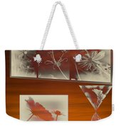 Floral Early Garden Light 05 Weekender Tote Bag