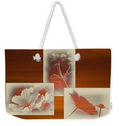 Floral Early Garden Light 06 Weekender Tote Bag