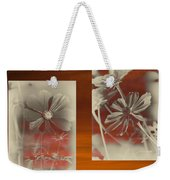 Floral Early Garden Light 07 Weekender Tote Bag