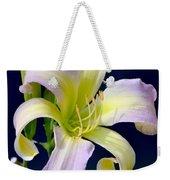 Floral Fanfare Weekender Tote Bag