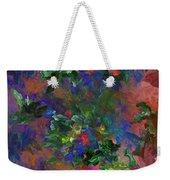 Floral Fantasy 010413 Weekender Tote Bag