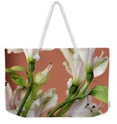 Floral Highlights Weekender Tote Bag