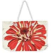 Floral Inspiration 1 Weekender Tote Bag