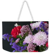 Floral Mix Weekender Tote Bag