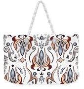 Floral Pattern I Weekender Tote Bag