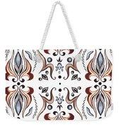 Floral Pattern IIi Weekender Tote Bag