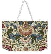 Floral Pattern Weekender Tote Bag by William Morris
