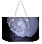 Floral Reflections 4 - Camellia Weekender Tote Bag