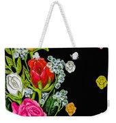 Floral Rhapsody Pt.4 Weekender Tote Bag