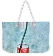 Floral - The Dancing Gerbera Weekender Tote Bag