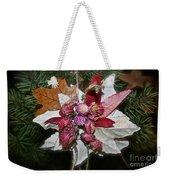 Floral Tree Ornament Weekender Tote Bag