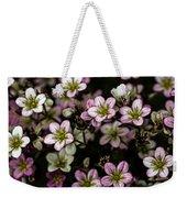Floral Wallpaper Weekender Tote Bag