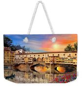 Florence Bridge Weekender Tote Bag