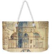 Florence: Brunelleschi Weekender Tote Bag