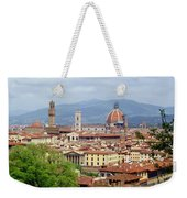 Florence Weekender Tote Bag