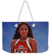 Florence Griffith - Joyner Weekender Tote Bag