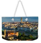 Florence Panorama Weekender Tote Bag