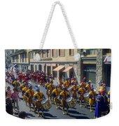 Florence Parade Weekender Tote Bag