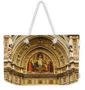 Florence - Santa Maria Del Fiore  Weekender Tote Bag