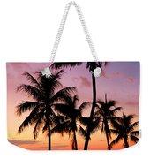 Florida Breeze Weekender Tote Bag