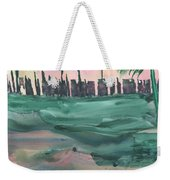 Florida City-skyline2 Weekender Tote Bag