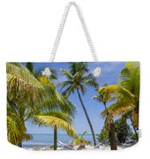Florida Keys Wellness Weekender Tote Bag