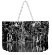 Florida Naturally 2 - Bw Weekender Tote Bag