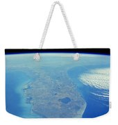 Florida Peninsula, Discovery Shuttle Weekender Tote Bag