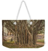 Florida Rubber Tree, C1900 Weekender Tote Bag