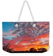 Florida Spring Sunset Weekender Tote Bag