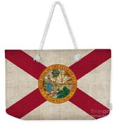 Florida State Flag Weekender Tote Bag