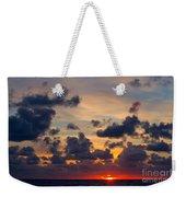 Florida Sunset Weekender Tote Bag