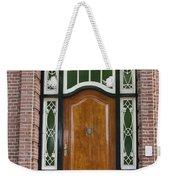 Florishaven Doorway Weekender Tote Bag