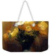 Flourish  Weekender Tote Bag by Aaron Berg