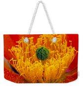 Flower 108 Weekender Tote Bag