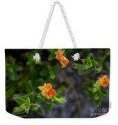 Flower 20 Weekender Tote Bag