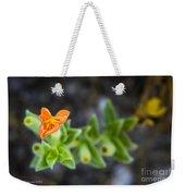 Flower 21 Weekender Tote Bag