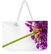 Flower At Rest Weekender Tote Bag