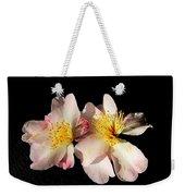 Flower Azalea. Weekender Tote Bag